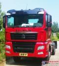 中国重汽SITRAK九气囊牵引车成功下线