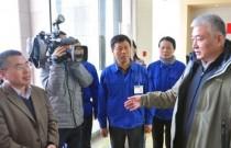 科技部常务副部长王志刚考察合力