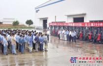 柳工5月份叉车销售超千台 出口超200台创新高