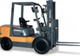上力重工5-7吨内燃平衡重式叉车