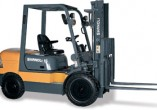 上力重工1-1.5吨内燃平衡重式叉车
