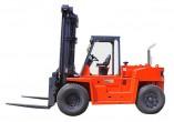 大连叉车CPCD115平衡重式内燃叉车(10-15吨)