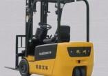 杭叉J系列三支点1.3-2吨电动平衡重式叉车