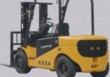 杭叉J系列四支点4-5吨电动平衡重式叉车