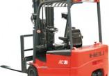 合力G系列1-2吨交流三支点蓄电池叉车