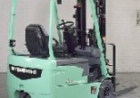 三菱FB16-20NT|FB NT1.6~2.0吨三轮电动叉车