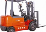 合力1-3.5吨C/F型平衡重式蓄电池叉车