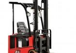 杭叉A系列0.75-0.99吨(三支点)电动平衡重式叉车