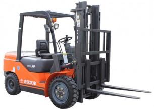 安徽合叉2~3.5吨柴油内燃叉车