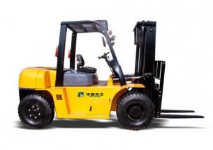 摩纳凯5-7吨内燃平衡重式叉车
