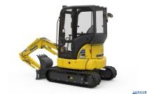 【海外新品】小松计划在欧洲市场推出MR-5系列小型挖掘机